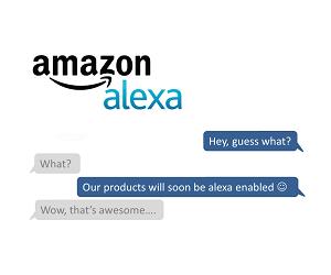 alexa coming soon website